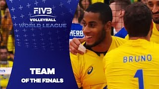 Dream Team of the FIVB World League Finals