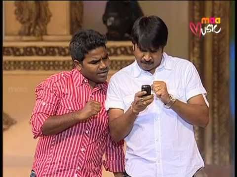 Parody on TV shows : Srinivas & Venu