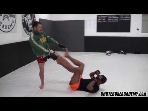 Andre Quiles Chute Boxe Academy MMA Technique Push Kick Guard Pass Image 1
