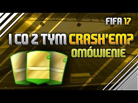 I CO Z TYM CRASH'EM ? - OMÓWIENIE ZARABIANIA NA RYNKU | FIFA 17