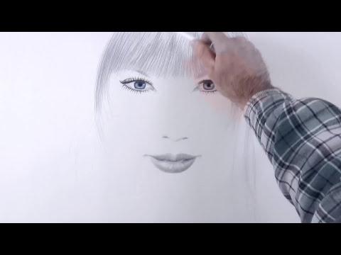 Cómo hacer un retrato minimalista de Taylor Swift