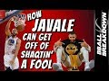 How JAVALE Can Get Off Of SHAQTIN