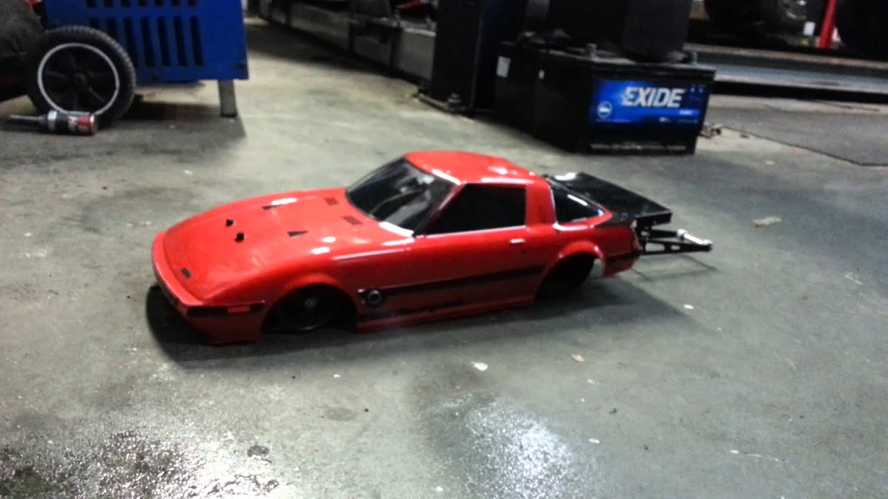Rc Rotary Rx7 From Hell Youtube