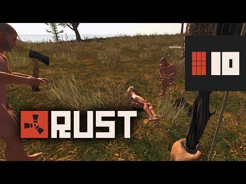 Rust #10 - Голожопики (18+)
