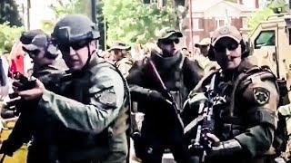 VIDEO: Georgia Militarized Cops Rough Up Anti-Racism Protestors