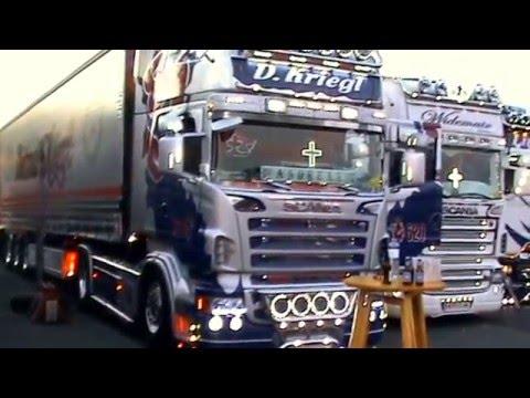 Kriegl u. Lindner Scania in Geiselwind 2012