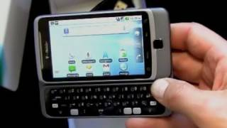 HTC G2 Unboxing - T-Mobile
