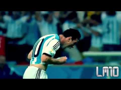 Lionel Messi - World Cup 2014 - Runs And Dribbling Skills - HD