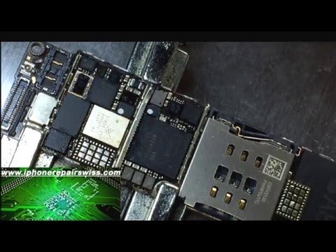 iphone 5s не ловит сеть ремонт цена