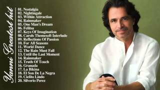 Yanni Greatest Hits