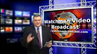 Visit http://WatchmanVideoBroadcast.com/ - Topics: The truth behind Sarah Palin and Glenn Beck; The Divine Destiny Rally -- The Mormon Kingdom Takeover; Lincoln Memorial -- a Temple of AntiChrist (HINT: Lincoln Memorial has 46 pillars in it) ... and much more!!!