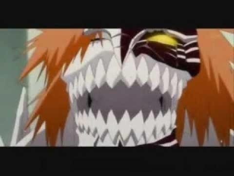 Hollow Ichigo vs Zangetsu & Muramasa