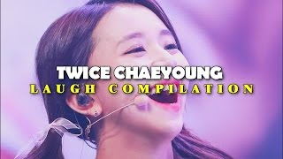 Twice Chaeyoung Laugh Compilation