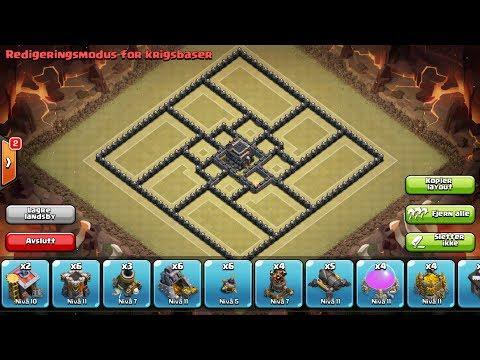 Coc level 9 war bases playlist
