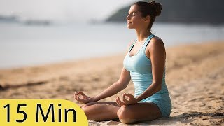 Meditation, Relaxation Music, Chakra, Relaxing Music for Stress Relief, Relax, 15 Minute, ☯3325B