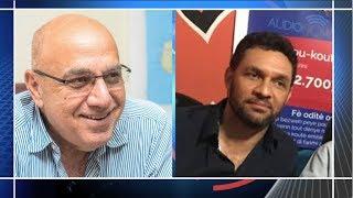 AUDIO: Reginald Boulos dezabiye Dimitry Vorbe nan dosye PetroCaribe la, tande...