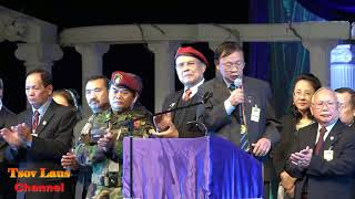 cov neeg tseem ceeb hais lus  @ Hmong MN New Year 2017 18
