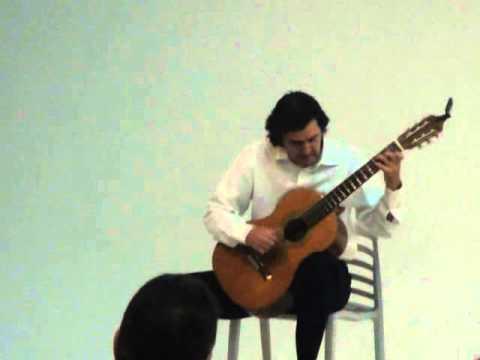 Senio Diaz - Antonio Carrillo: Como llora una Estrella (arr.Alirio Diaz)