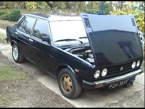 Fiat 131 2000 Mirafiori Youtube