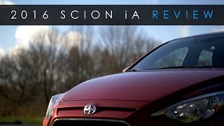 Review | 2016 Scion iA | Compact Revival