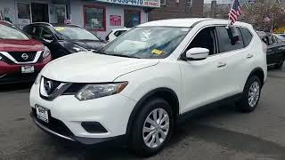 2015 Nissan Rogue S Jackson Heights, Bronx, Brooklyn, Manhattan, Queens