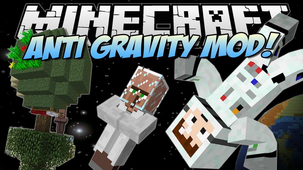Minecraft | Anti Gravity Mod