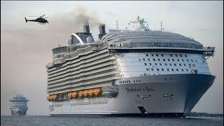 দেখুন বিশ্বের সবচেয়ে বড় জাহাজ যা ৪টি ফুটবল মাঠের সমান  ।  The Largest Ship in The world