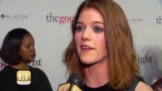 'The Good Fight' Star Rose Leslie's Favourite Swear Word