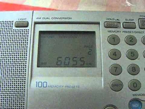 Radio Nikkei 6055 kHz