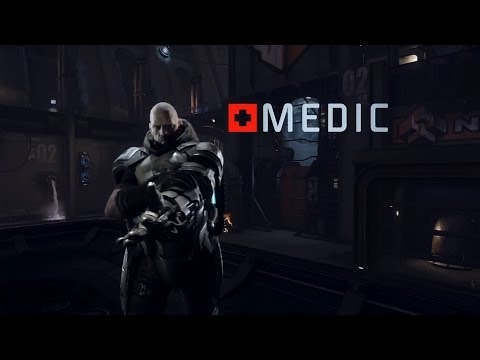 Evolve: The Medic - The Next Big Game