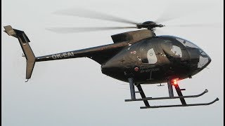 MD Helicopters 6XX Specs Revealed