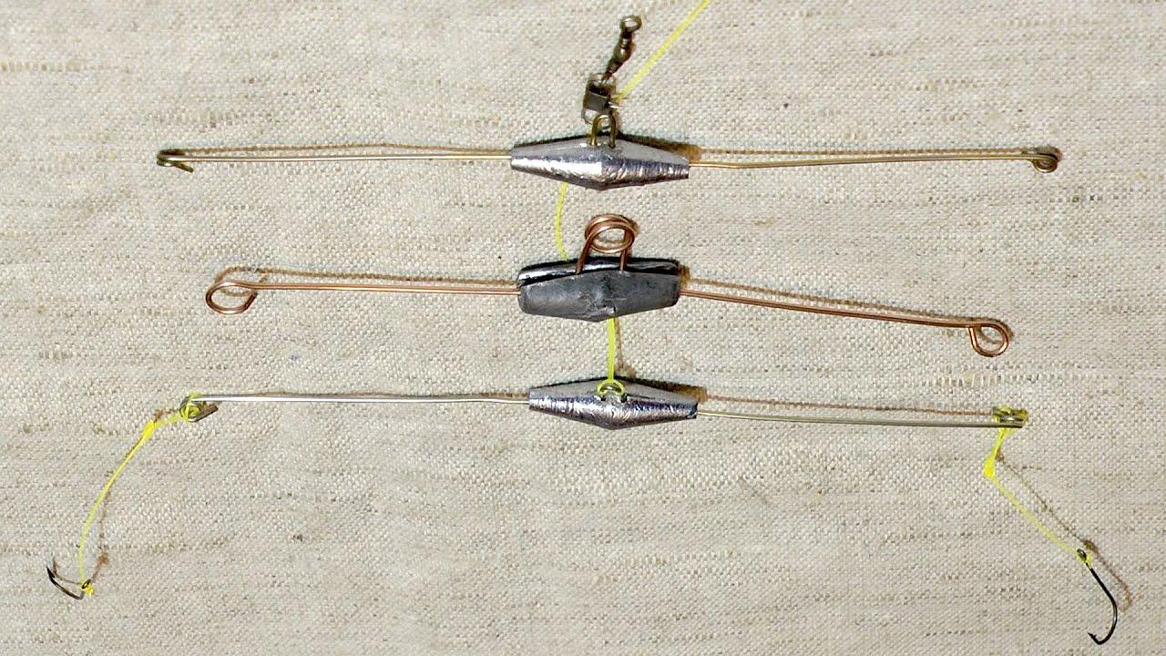 Снасть вертолет для зимней рыбалки своими руками
