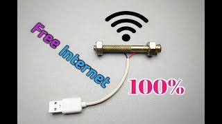 Free internet 2019 / new free wifi 100% working
