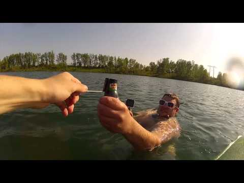 GoPro Dive Housing, Big fish, and Smoke bomb