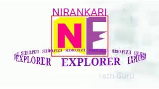 NIRANKARI EXPLORER - INTRODUCTORY PROMO [A Brand New Youtube Informative Knowledge Channel]