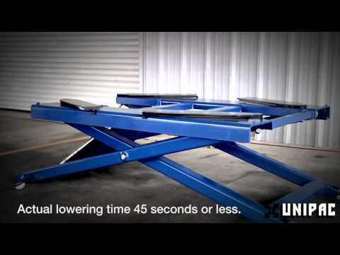 BendPak - Portable Scissor Car Lift