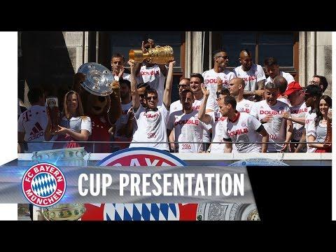 FC Bayern Cup Presentation | Re-Live