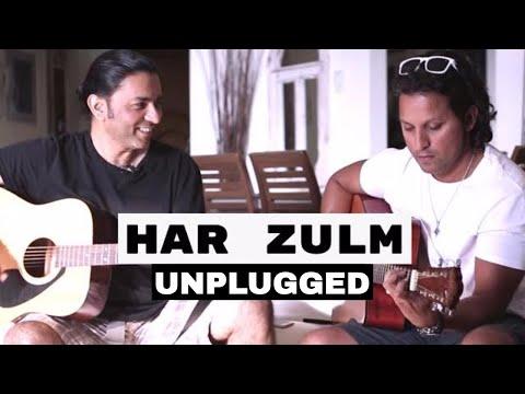 Sajjad Ali Sings Har Zulm LIVE | With Sean Arnaz
