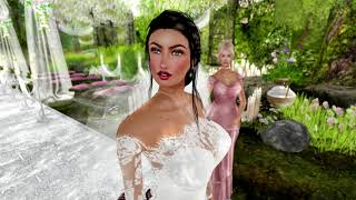 John & Amirah Second Life Wedding  - 7.6.18