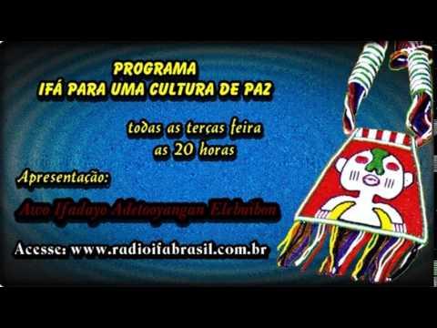 Radio Ifa Brasil - Entrevista - Pirulla