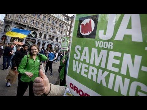 Dutch to Vote on EU-Ukraine Deal