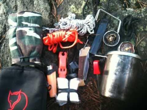 Bushcraft gear videos