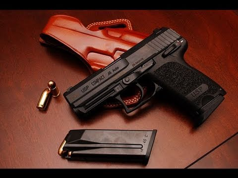 HK USP 45 Compact