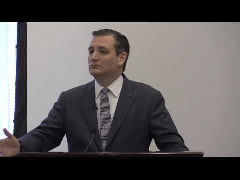 Sen. Ted Cruz at Defeat Jihad Summit