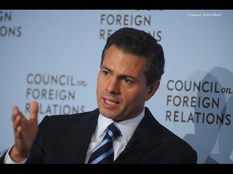 A Conversation with Enrique Peña Nieto