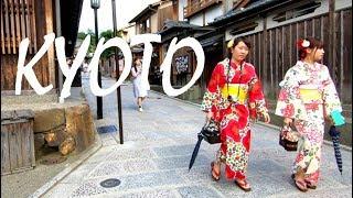 EXPLORING KYOTO | Fascinating City of Japan