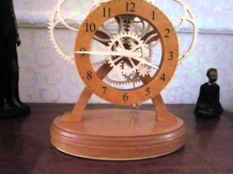 Clock Plans Uk
