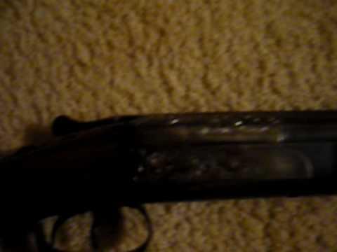 Winchester Model 24 Double Barrel Shotgun (12 Gauge)