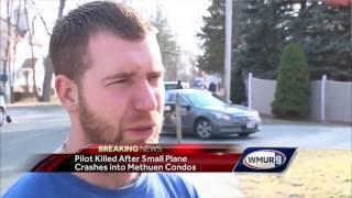 Former Newburyport mayor killed in small plane crash