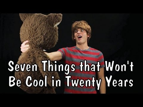 Messy Mondays: Seven Things that Won't Be Cool in 20 Years Music Videos
